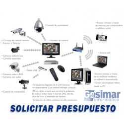 Instalacion de Videovigilancia